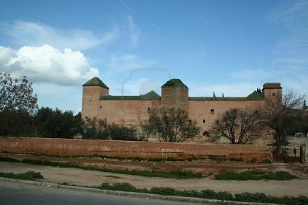 l'Ecole militaire Dar Beïda à Meknès Exteri10