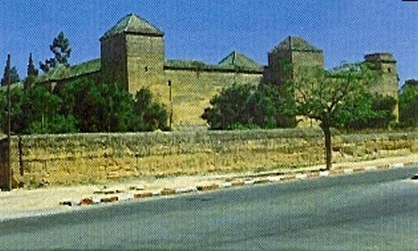 l'Ecole militaire Dar Beïda à Meknès Exteri11