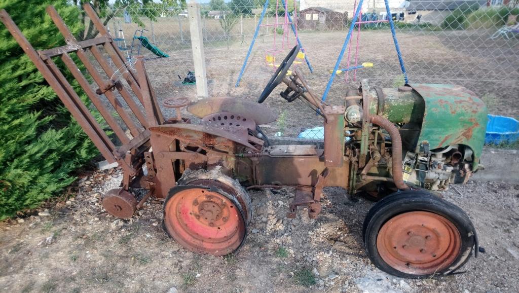 """Tracteur Labor LMP """"T5"""" 05410"""