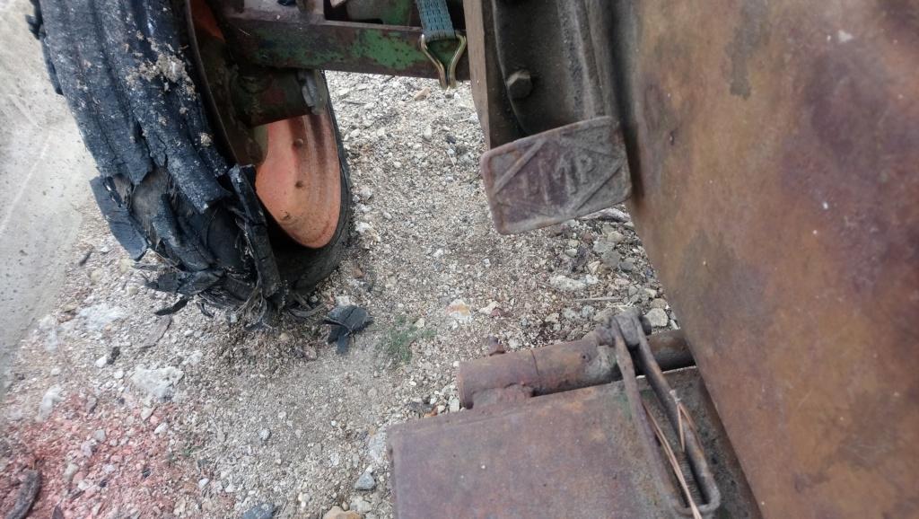 """Tracteur Labor LMP """"T5"""" 05710"""