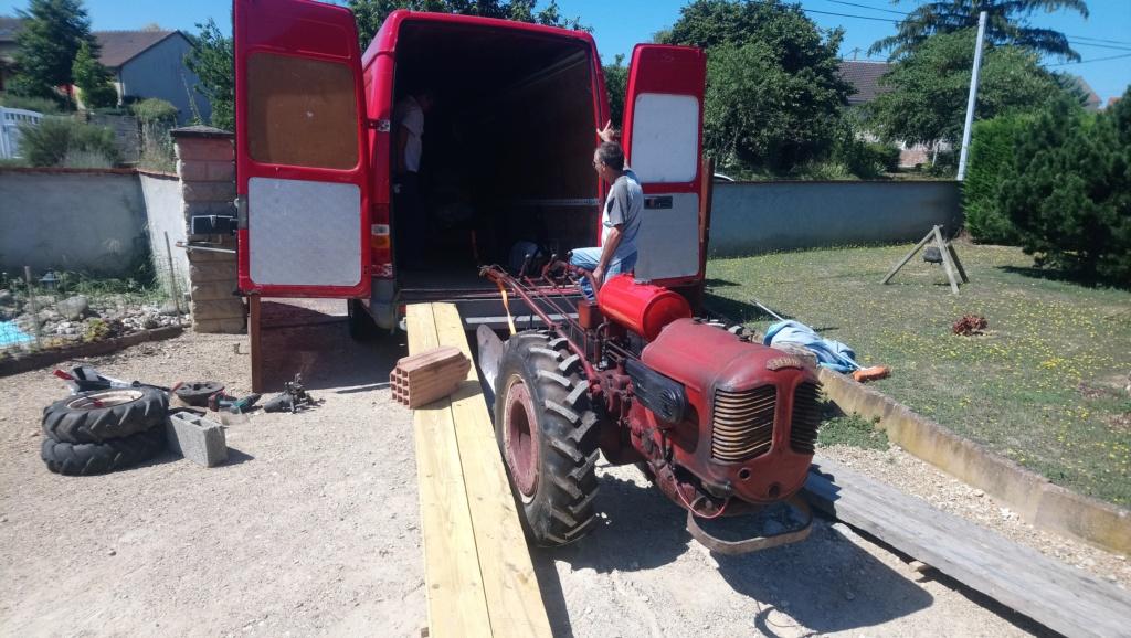 """Tracteur Labor LMP """"T5"""" 06211"""