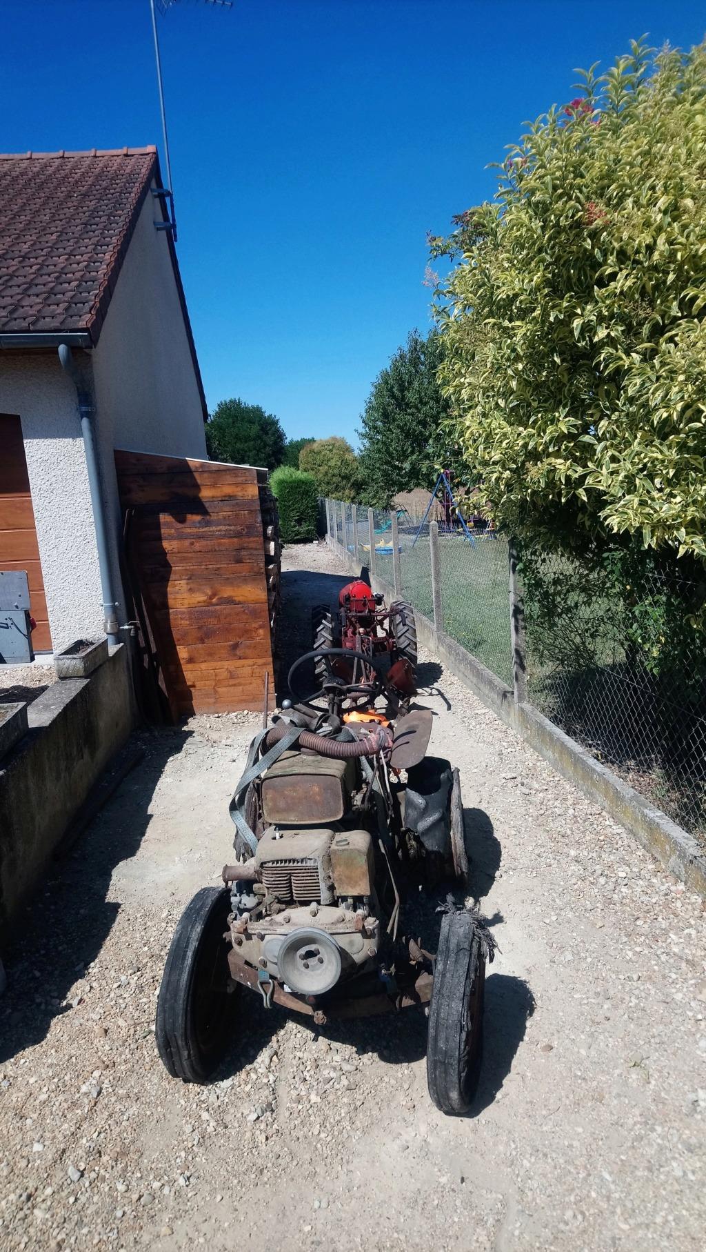 """Tracteur Labor LMP """"T5"""" 07010"""