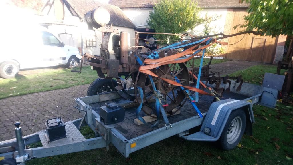 """Un nouveau motoculteur:Labor """"T2"""" 24310"""