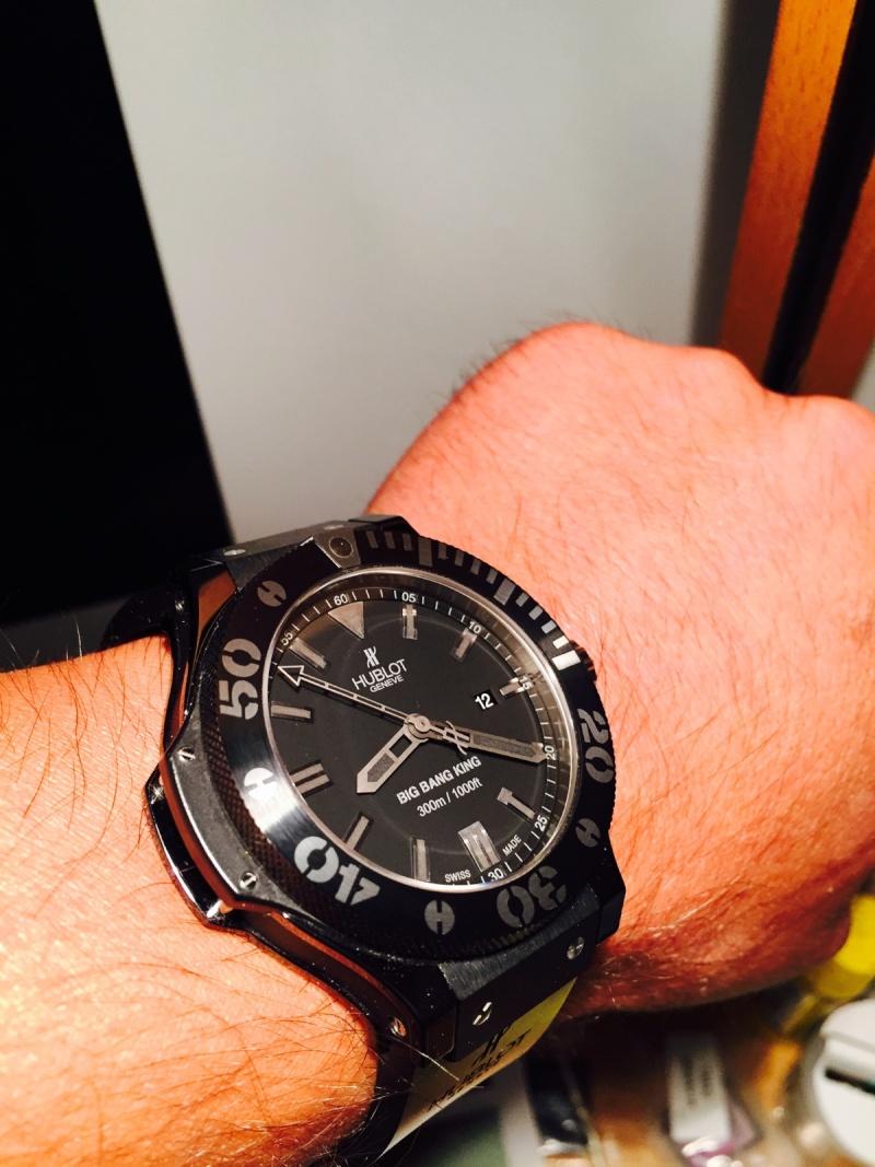 Une montre avec boîtier en céramique ? Bbking10