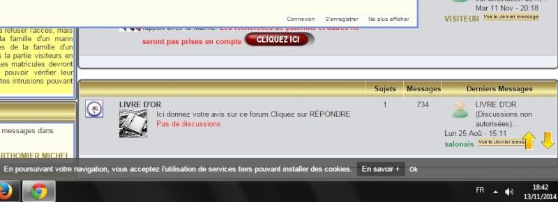 Obligations de la CNIL: Bandeau cookies sur les forums Forum_10