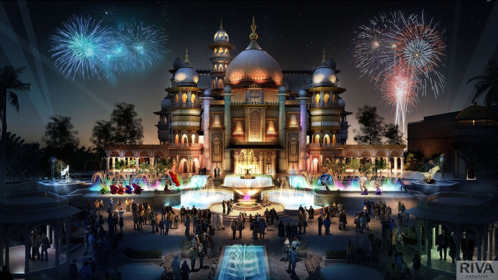 [ÉAU] Dubai Parks & Resorts : motiongate, Bollywood Parks, Legoland (2016) et Six Flags (2019) - Page 2 Bollyw12