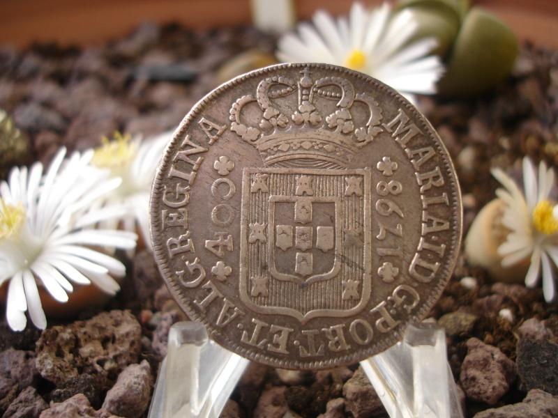 400 Reís. Portugal. 1798. Lisboa Dsc08613