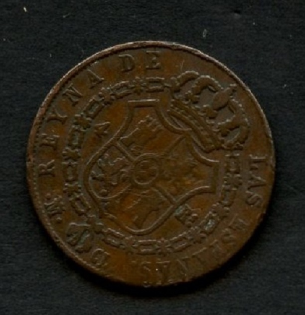 4 Reales. Isabel II. 1848. Madrid, en cobre?? Unname11
