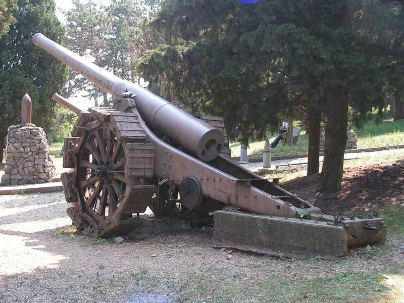 Petite histoire d'une vieillerie disparue - Scratch 1/35e Cannon12