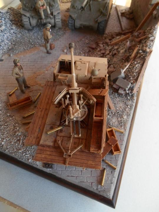Fin d'un RSO  -  Italeri  -  1/35e Norman11