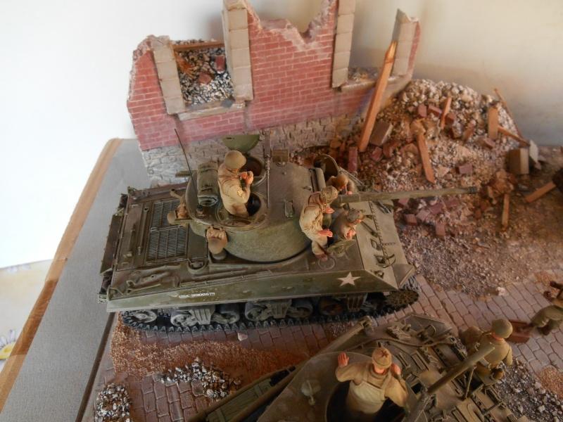 Normandie 44 - M32 Italeri - Sherman M4 Heller - 1/35e Norman15