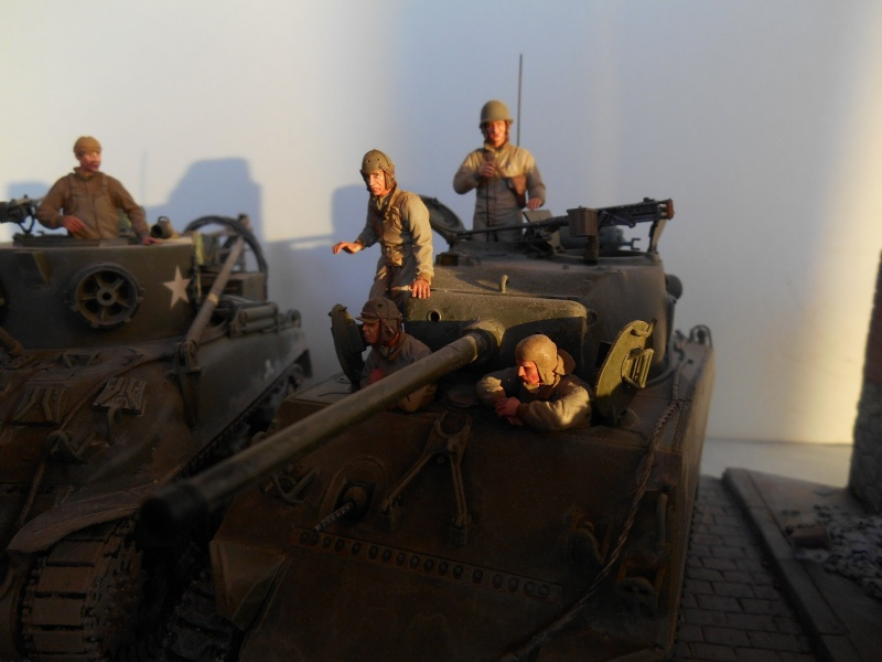Normandie 44 - M32 Italeri - Sherman M4 Heller - 1/35e Norman20