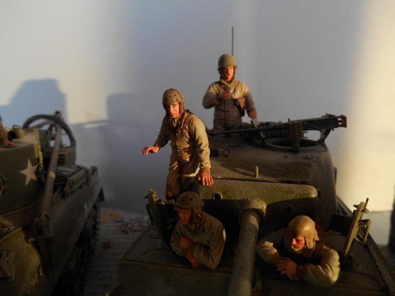 Normandie 44 - M32 Italeri - Sherman M4 Heller - 1/35e Norman21