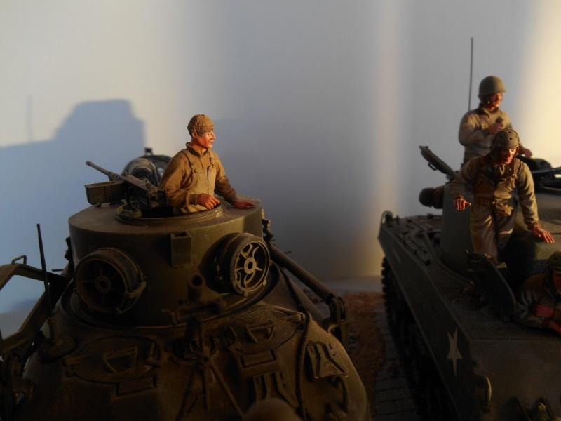 Normandie 44 - M32 Italeri - Sherman M4 Heller - 1/35e Norman23