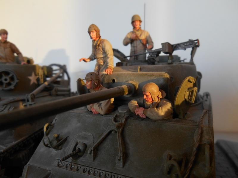 Normandie 44 - M32 Italeri - Sherman M4 Heller - 1/35e Norman24