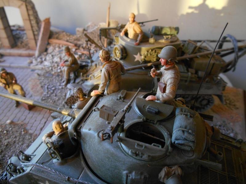 Normandie 44 - M32 Italeri - Sherman M4 Heller - 1/35e Norman27