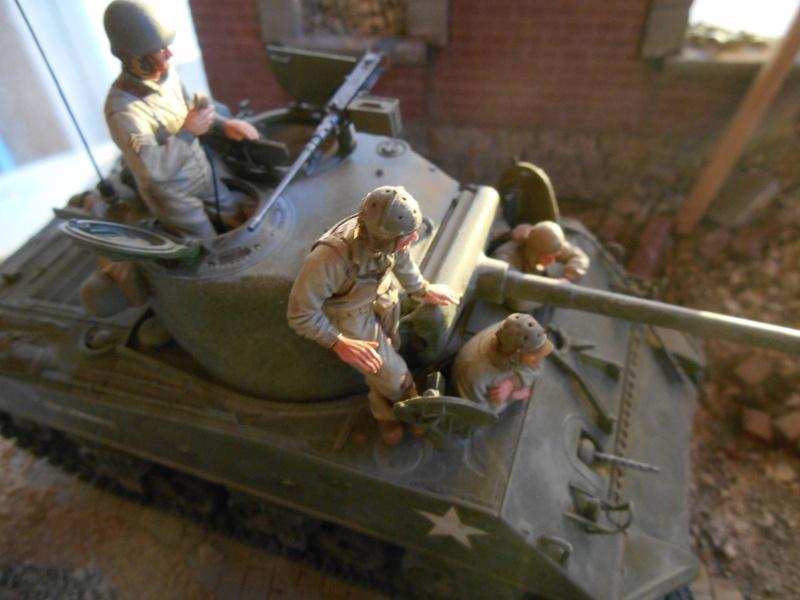 Normandie 44 - M32 Italeri - Sherman M4 Heller - 1/35e Norman31