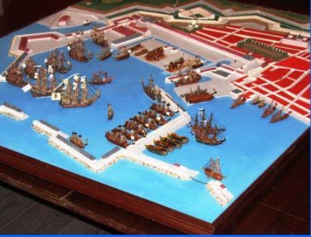 [ Les musées en rapport avec la Marine ] Les Amis du Musée Naval de Toulon et ceux de Sanary Port_t10