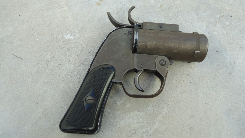Pistolet Lance-fusées M8 U.S Dsc06510