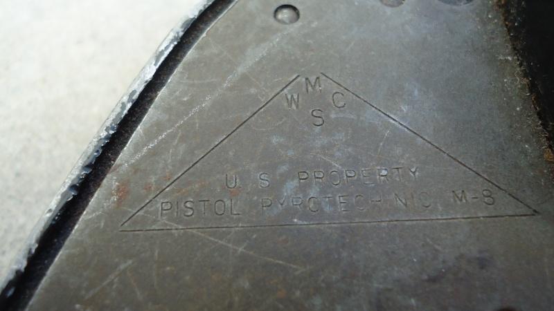 Pistolet Lance-fusées M8 U.S Dsc06511