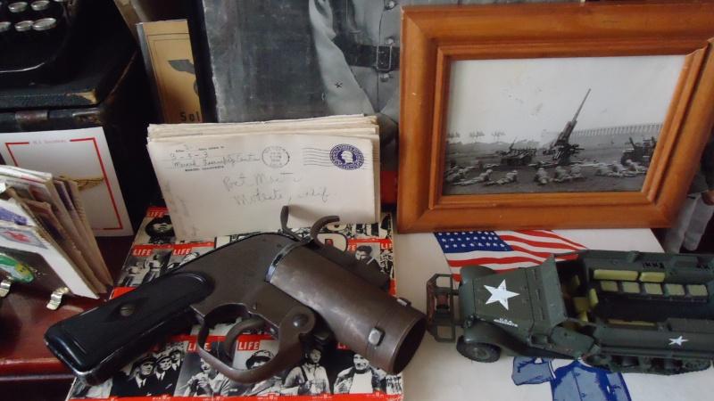 Pistolet Lance-fusées M8 U.S Dsc06823