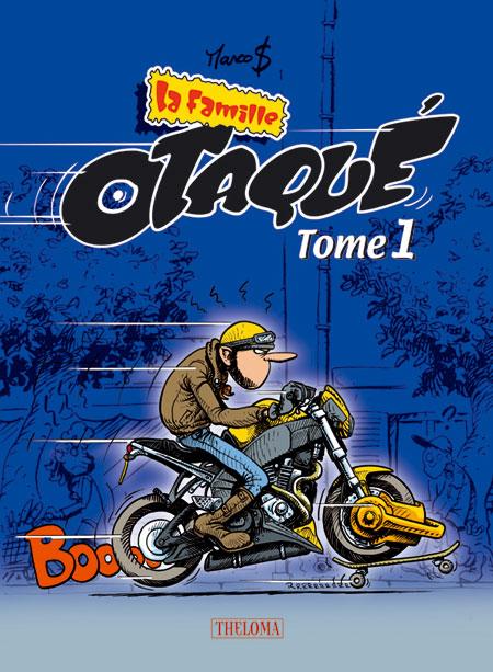 Bandes dessinées moto Marco10
