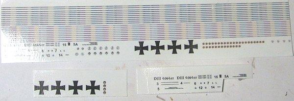 Montage: deux Pfalz D-III / D-IIIa et demi,  1/72 - Page 2 Montag16
