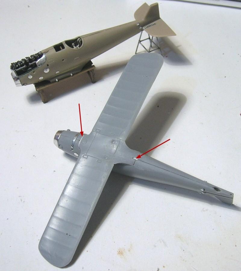 Montage: deux Pfalz D-III / D-IIIa et demi,  1/72 - Page 2 Montag24