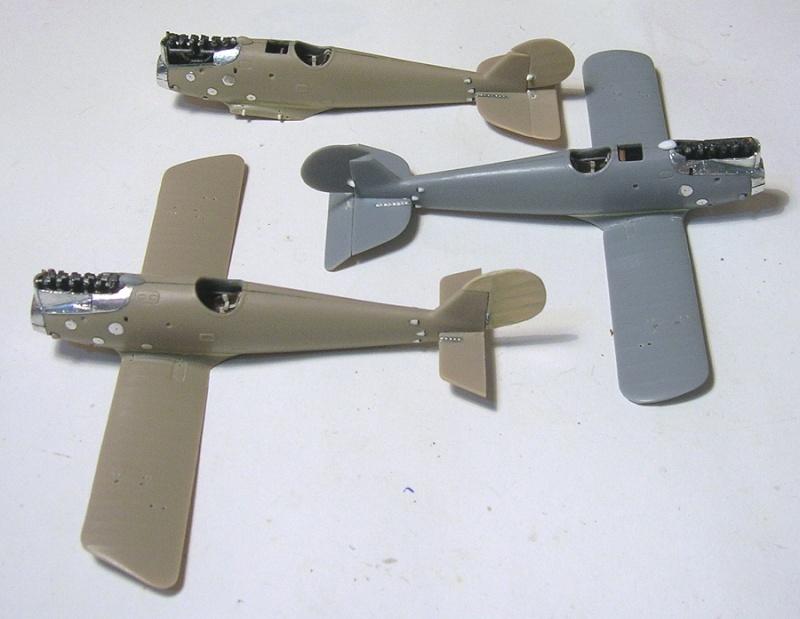 Montage: deux Pfalz D-III / D-IIIa et demi,  1/72 - Page 2 Montag26