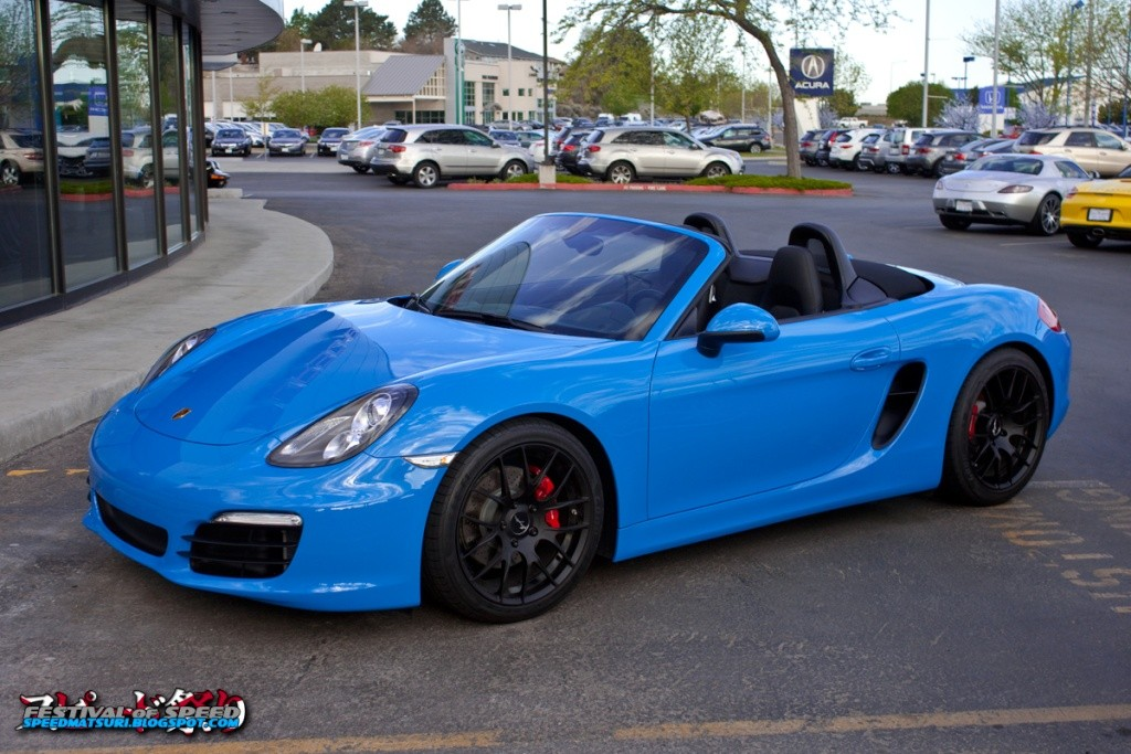 Le Boxster GTS (981) d'Olivier_TFE - Page 3 72618910