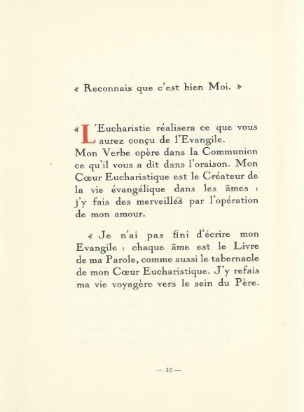 Le livre de l'Amour Miséricordieux. A110