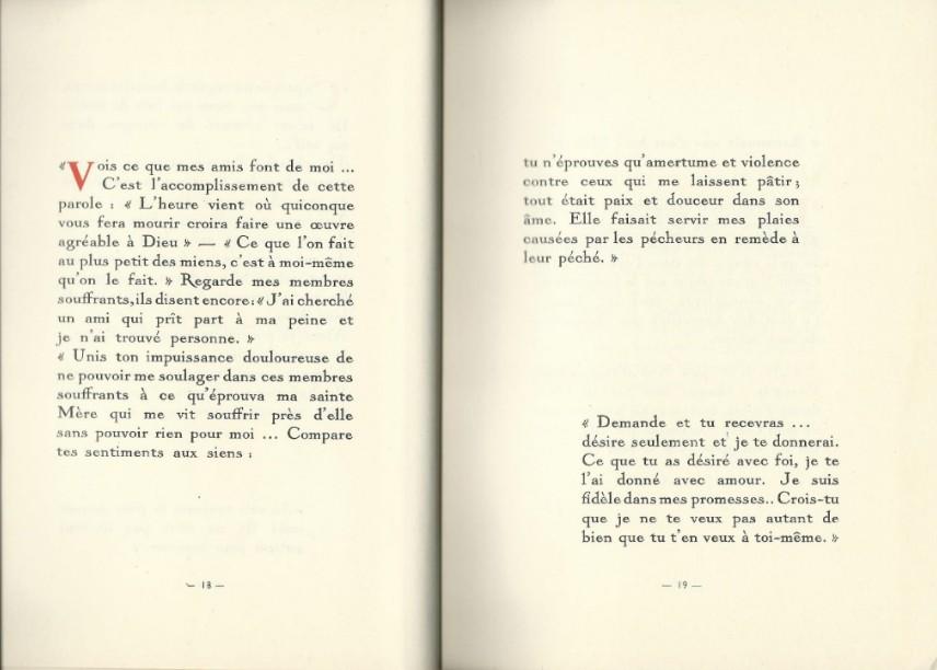 Le livre de l'Amour Miséricordieux. Am310