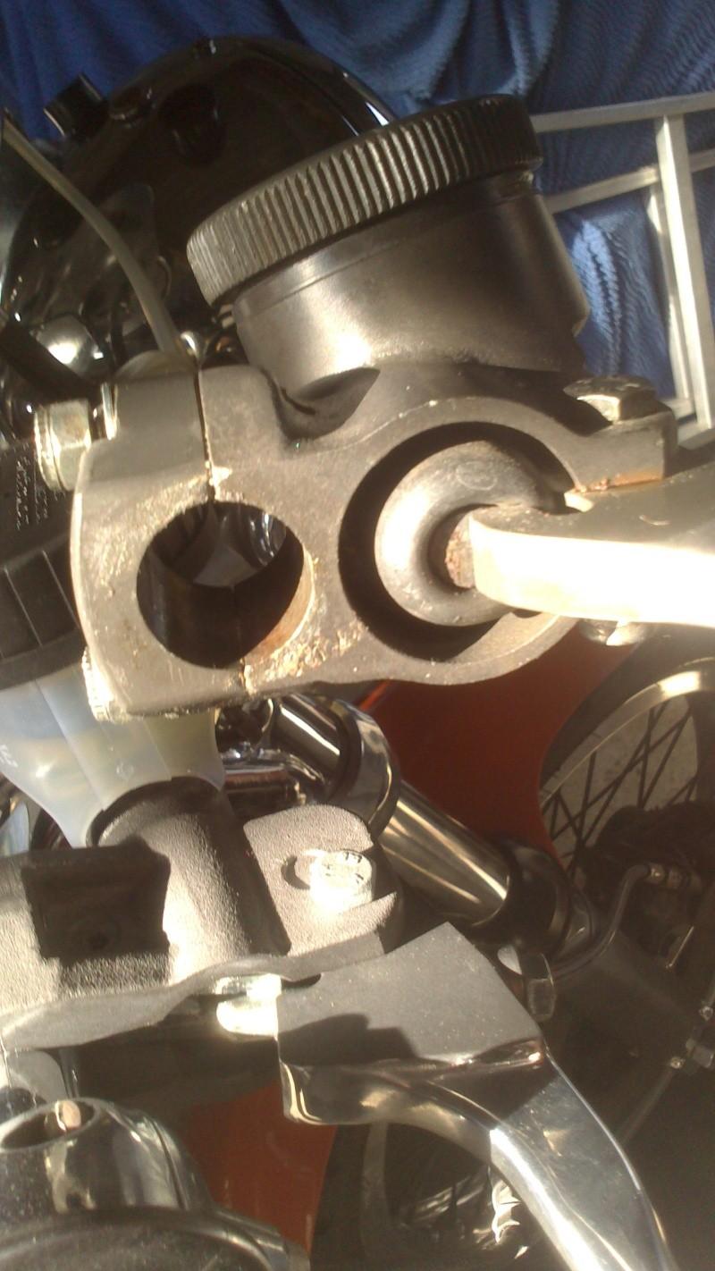 Un nouveau maître cylindre avant de frein ! Maitre11