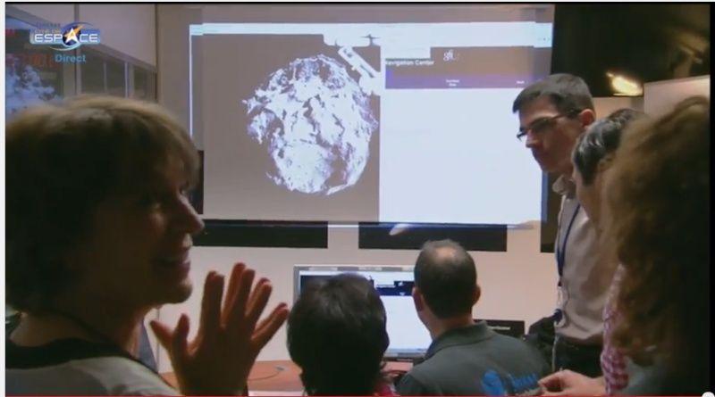 Rosetta : atterrissage et mission de Philae (Sujet N°1) - Page 21 Churyb10