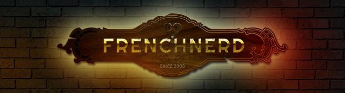 Les différentes versions du blog Frenchnerd V4_log10