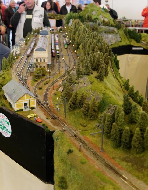 14ème salon du train miniature Orléans les 8 & 9 Novembre Prints26