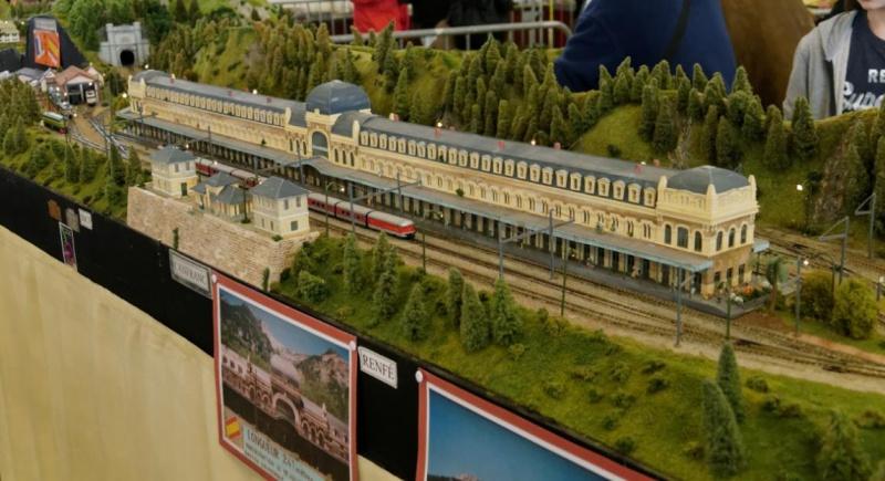 14ème salon du train miniature Orléans les 8 & 9 Novembre Prints27