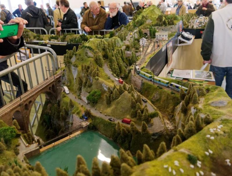 14ème salon du train miniature Orléans les 8 & 9 Novembre Prints28