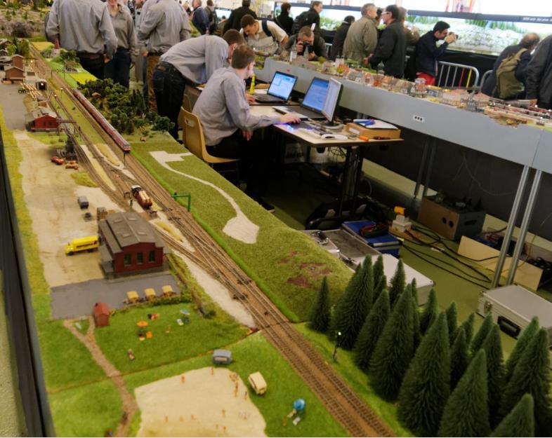 14ème salon du train miniature Orléans les 8 & 9 Novembre Prints32