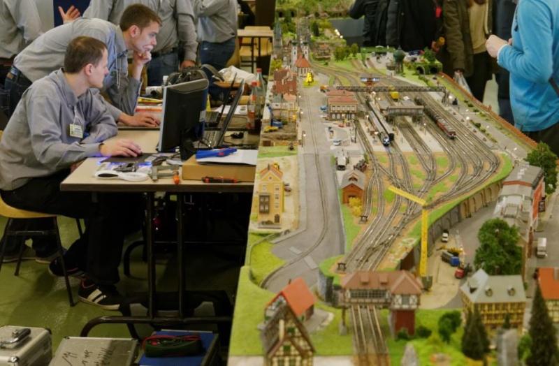 14ème salon du train miniature Orléans les 8 & 9 Novembre Prints34