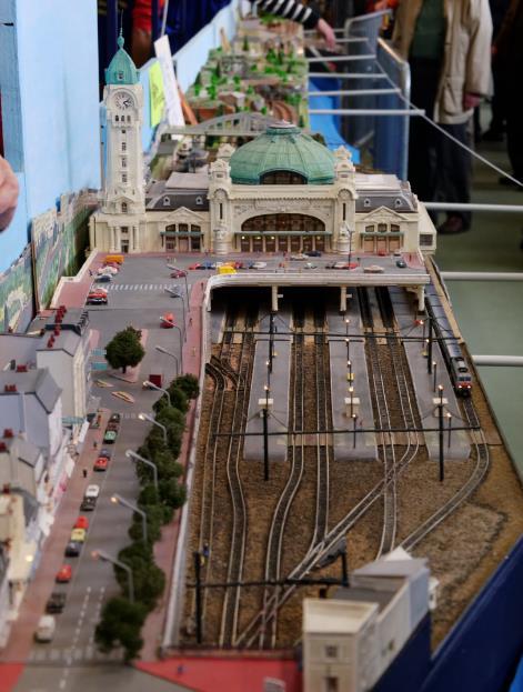 14ème salon du train miniature Orléans les 8 & 9 Novembre Prints35