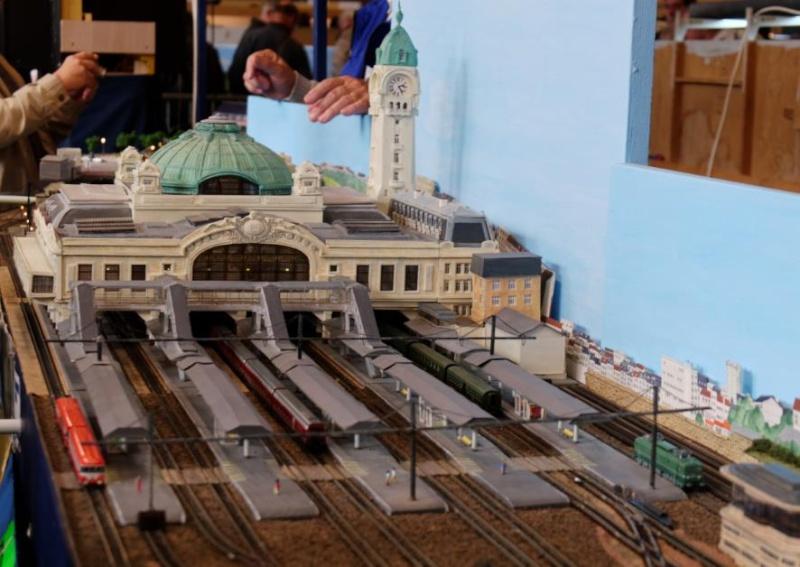 14ème salon du train miniature Orléans les 8 & 9 Novembre Prints36