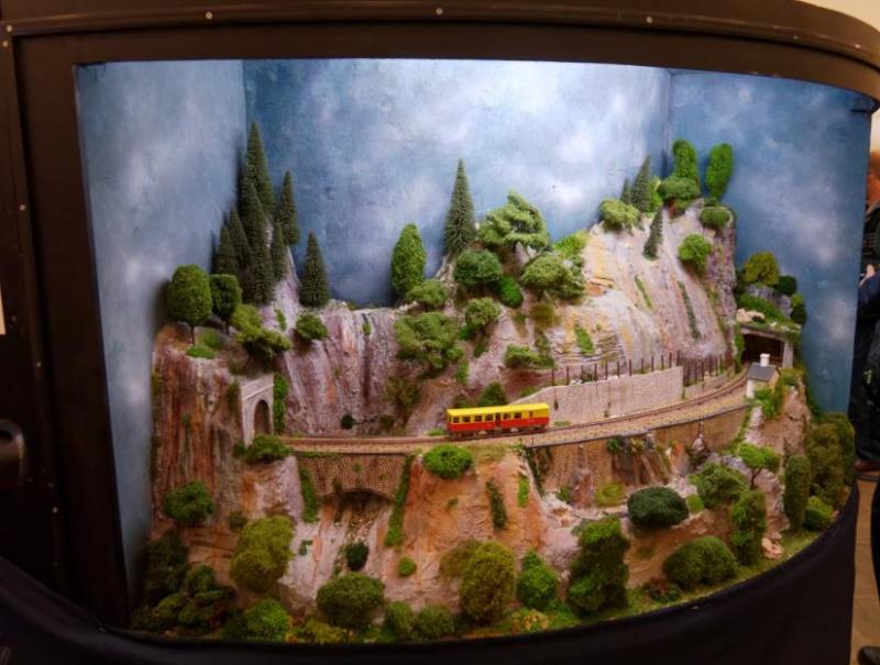 14ème salon du train miniature Orléans les 8 & 9 Novembre Prints49