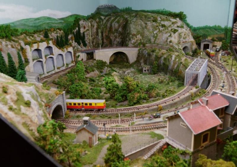 14ème salon du train miniature Orléans les 8 & 9 Novembre Prints51