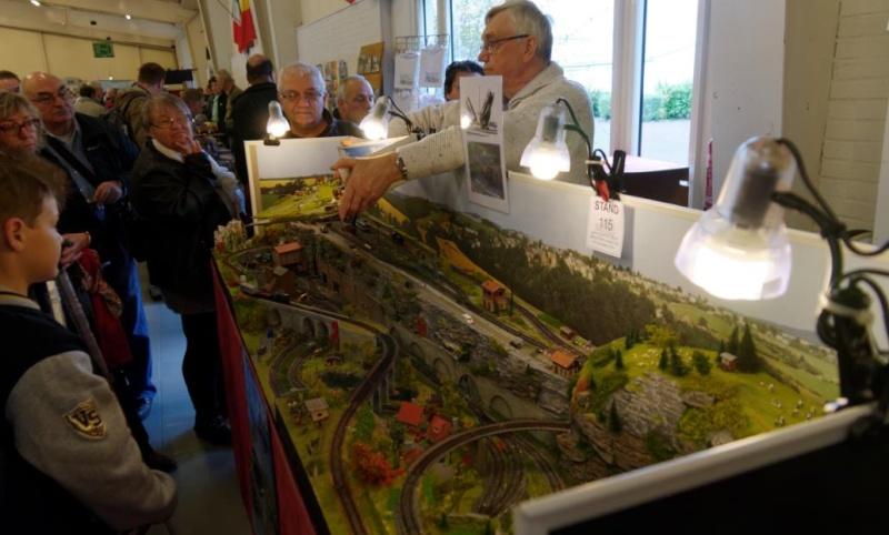 14ème salon du train miniature Orléans les 8 & 9 Novembre Prints53