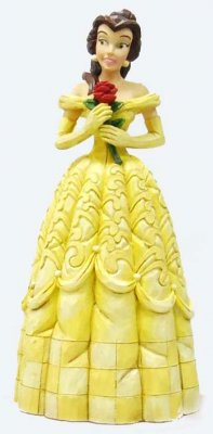 Disney Traditions by Jim Shore (sold out) - Page 37 Belle10