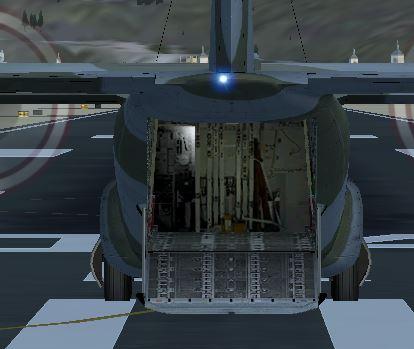 Tuto reduit c130 captain sim Hydrol11