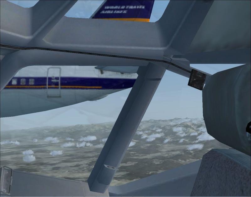 rapport du vol en formation en  737 de LEMD -----LFBG Patrou16