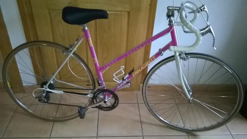 "Peugeot ""Tourmalet"" Dame (1992) Wp_20125"