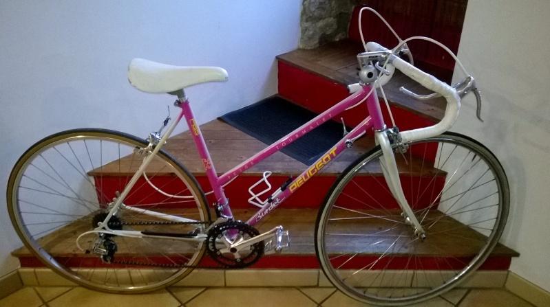 "Peugeot ""Tourmalet"" Dame (1992) Wp_20126"